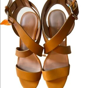 Tommy Hilfiger Yellow Sandals